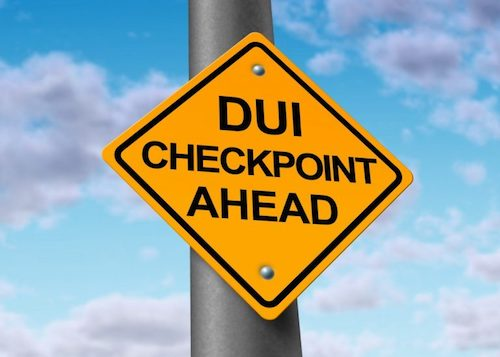 How to Handle DUI Checkpoints During the Holidays