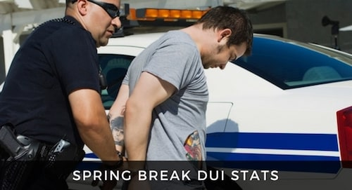 Spring Break DUI Stats
